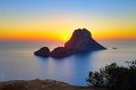 Es Vedra, Ibiza. 01st January 2015 iPhone 5S © Cat Milton