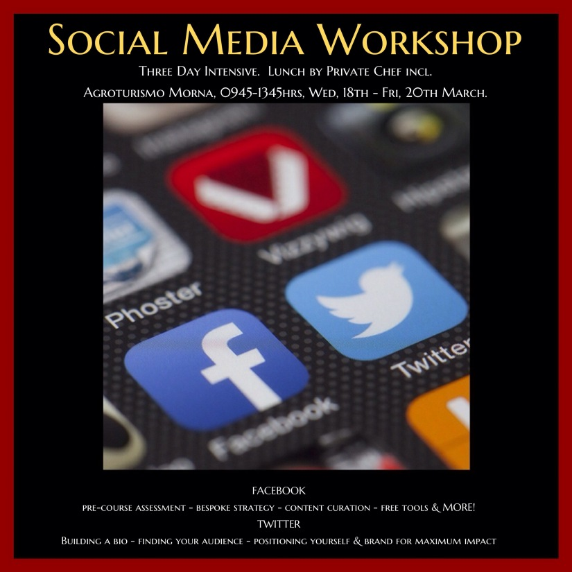 Social media Excellence Workshop